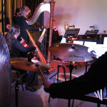 In der Aula der Realschule präsentierte das Ensemble Horizonte neue Musik.