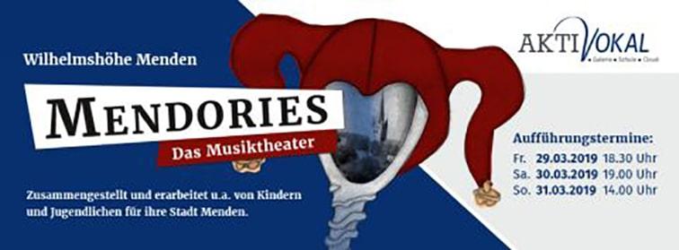 Mendories @ Wilhelmshöhe Menden