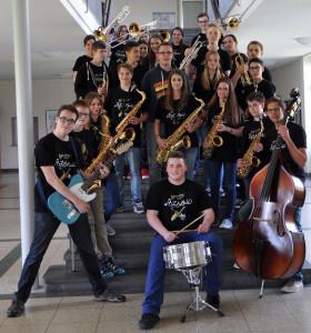JazamWo ist die Bigband des Woeste-Gymnasiums aus Hemer.