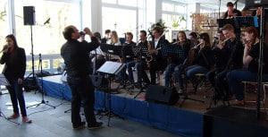 The Baff beim Nachwuchs-Bigband-Festival in Iserlohn