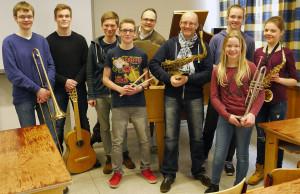 JaCoWaBu: Die Bigband der Walburgisschulen aus Menden.